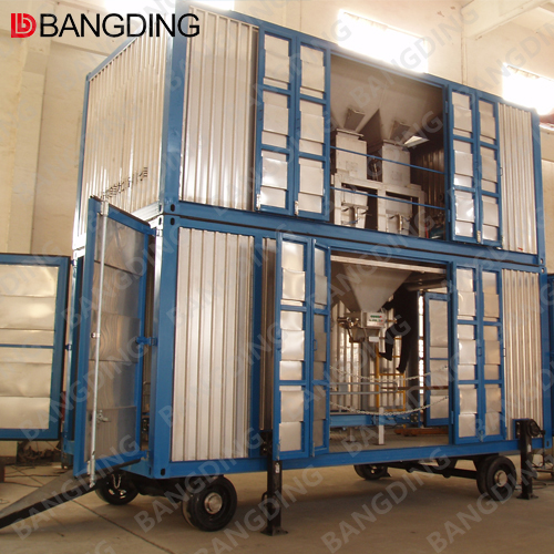 Mobile Bagging Machines